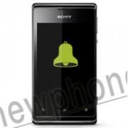 Sony Xperia E, Speaker reparatie