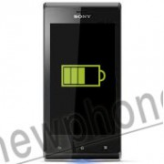 Sony Xperia J Zwart, Accu reparatie