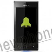 Sony Xperia J Zwart, Spreaker reparatie
