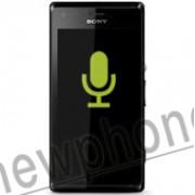 Sony Ericsson Xperia M, Microfoon reparatie