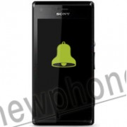 Sony Ericsson Xperia M, Speaker reparatie