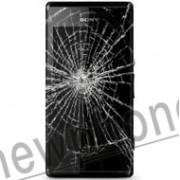 Sony Ericsson Xperia M, Aanraakscherm reparatie