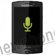 Sony Ericsson Xperia Mini Pro, Microfoon reparatie
