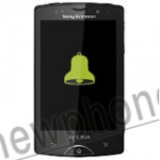 Sony Ericsson Xperia Mini Pro, Speaker reparatie
