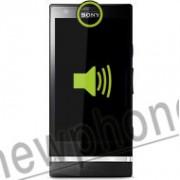 Sony Ericsson Xperia P, Ear speaker reparatie