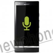 Sony Ericsson Xperia P, Microfoon reparatie