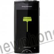 Sony Ericsson Xperia Ray, Connector reparatie