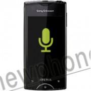 Sony Ericsson Xperia Ray, Microfoon reparatie