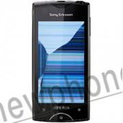 Sony Ericsson Xperia Ray, Touchscreen / LCD scherm reparatie