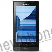 Sony Xperia Sola, Touchscreen / LCD scherm reparatie