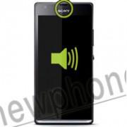 Sony Xperia SP, Ear speaker reparatie