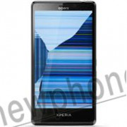 Sony Xperia T, Touchscreen / LCD Scherm reparatie
