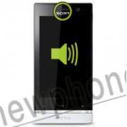 Sony Xperia U, Ear speaker reparatie