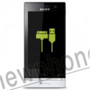 Sony Xperia U, Software herstellen