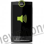Sony Ericsson Xperia X10, Oorspeaker reparatie