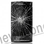 Sony Ericsson Xperia X10, Touchscreen / beeldscherm reparatie