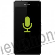 Sony Xperia Z1 Compact microfoon reparatie