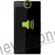 Sony Xperia Z1, Ear speaker reparatie