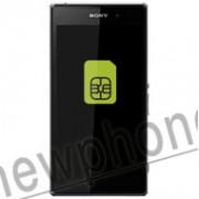 Sony Xperia Z1, Sim slot reparatie