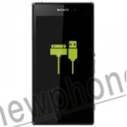 Sony Xperia Z1, Software herstellen