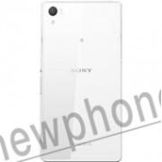 Sony Ericsson Xperia Z2, Back cover reparatie