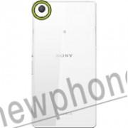 Sony Ericsson Xperia Z2, Back camera reparatie