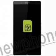 Sony Ericsson Xperia Z2, Sim slot reparatie