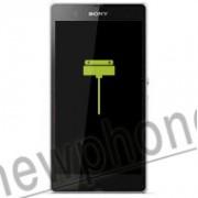 Sony Ericsson Xperia Z, Connector reparatie