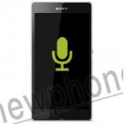 Sony Ericsson Xperia Z, Microfoon reparatie