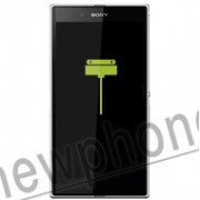Sony Ericsson Xperia Z Ultra, Laad aansluiting reparatie
