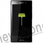 Sony Xperia Ion, Connector reparatie