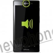 Sony Xperia Ion, Ear speaker reparatie