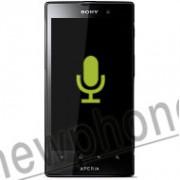 Sony Xperia Ion, Microfoon reparatie