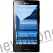 Sony Xperia Ion, Touchscreen / LCD scherm reparatie