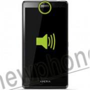 Sony Xperia T, Ear speaker reparatie