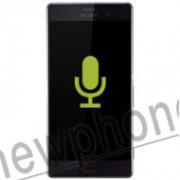 Sony Xperia Z3, Microfoon reparatie