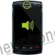 Blackberry Storm 2 9520, Ear speaker reparatie