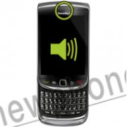 Blackberry Torch 9800, Ear speaker reparatie
