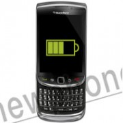 Blackberry Torch 9800, Accu reparatie