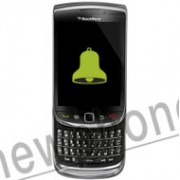 Blackberry Torch 9800, Speaker reparatie