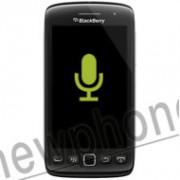 Blackberry Torch 9860, Microfoon reparatie