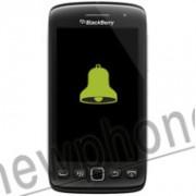 Blackberry Torch 9860, Speaker reparatie
