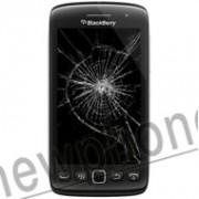 Blackberry Torch 9860, Front + touchscreen reparatie