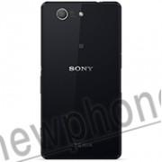 Sony xperia z5 back cover reparatie