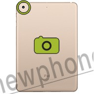 iPad Mini back camera reparatie