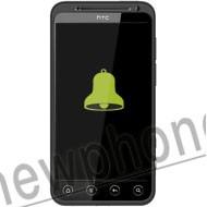 HTC Evo 3D, Speaker reparatie