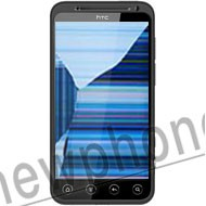 HTC Evo 3D, LCD scherm reparatie