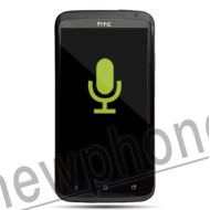 HTC One X Plus, Microfoon reparatie