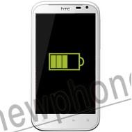 HTC Sensation XL, Accu reparatie
