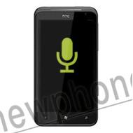 HTC Titan, Microfoon reparatie
